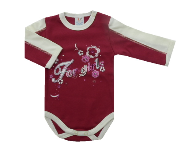 Body M-12 lampas bordo girls